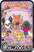AGGRETSUKO MEET HER FRIENDS (2020) #1 A-Cover