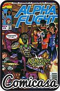 ALPHA FLIGHT (1997) #4, [VF/NM (9.0)]