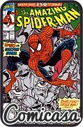 AMAZING SPIDER-MAN (1963) #350 Double-sized Issue, [Very Fine (8.0)]