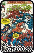 AMAZING SPIDER-MAN (1963) #379 Maximum Carnage Part 7 (Of 14), [Very Fine+ (8.5)]