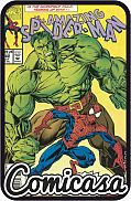 AMAZING SPIDER-MAN (1963) #382 Hulk, [VF/NM (9.0)]