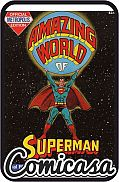 AMAZING WORLD OF SUPERMAN (2020) TABLOID EDITION HARD COVER