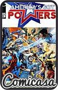 AMERICA'S GOT POWERS (2012) #5 (Of 6)