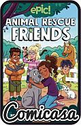 ANIMAL RESCUE FRIENDS (2021) GRAPHIC NOVEL