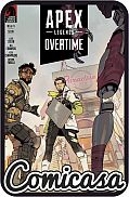 APEX LEGENDS : OVERTIME (2021) #1 (Of 4)
