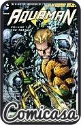 AQUAMAN (2011) TRADE PAPERBACK #1 The Trench (Reprints Issues 1-6)