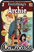 ARCHIE 80TH ANNIVERSARY : EVERYTHING ARCHIE (2021) #1 D-Cover
