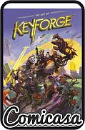 ART OF KEYFORGE (2021) HARD COVER