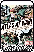 ATLAS AT WAR (2020) HARD COVER