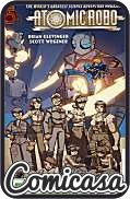 ATOMIC ROBO (2007) TRADE PAPERBACK #7 The Flying She-Devils of the Pacific (Reprints Mini-series)