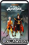 AVATAR THE LAST AIRBENDER : PROMISE - LIBRARY EDITION (2013) HARD COVER By Gene Luen Yang & Gurihiru