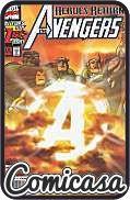 AVENGERS (1998) #1 Sunburst Alternate Cover, [VF/NM (9.0)]