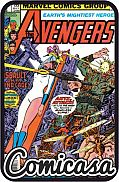 AVENGERS (1963) #195 First Task Master Cameo, [Very Fine (8.0)]