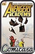 AVENGERS ACADEMY (2010) HARD COVER #4 Final Exams (Reprints Issues 34-39)