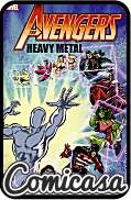 AVENGERS : HEAVY METAL (2013) TRADE PAPERBACK (Reprints Avengers Issues 286-293)