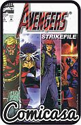 AVENGERS STRIKEFILE (1994) #1, [Very Fine (8.0)]