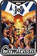 AVENGERS VS. X-MEN (2012) TRADE PAPERBACK