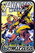AVENGERS WEST COAST (1985) #92, [VF/NM (9.0)]