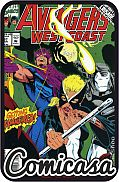 AVENGERS WEST COAST (1985) #97 Infinity Crusade Crossover, [VF/NM (9.0)]