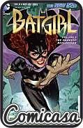BATGIRL (2011) TRADE PAPERBACK #1 The Darkest Reflection