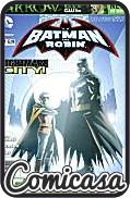 BATMAN AND ROBIN (2011) #17