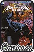 BATMAN AND ROBIN (2011) TRADE PAPERBACK #1 Born to Kill