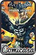 BATMAN : ARKHAM UNHINGED (2012) #12