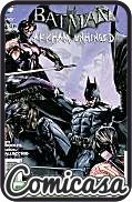 BATMAN : ARKHAM UNHINGED (2012) #14