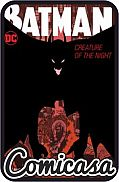 BATMAN : CREATURE OF THE NIGHT (2017) HARD COVER