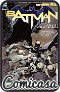 BATMAN (2011) TRADE PAPERBACK #1 The Court of Owls