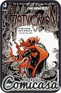 BATWOMAN (2011) HARD COVER #2 To Drown the World (Reprints Issues 6-11)