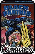 BLACK PANTHER : EPIC COLLECTION (2016) TRADE PAPERBACK #2 Revenge of the Black Panther [New printing]