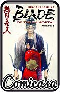BLADE OF THE IMMORTAL : OMNIBUS (2016) DIGEST-SIZED TRADE PAPERBACK #1 Current Printing