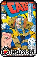 CABLE (1993) #3, [VF/NM (9.0)]