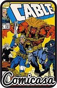 CABLE (1993) #4, [VF/NM (9.0)]