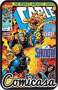 CABLE (1993) #48, [VF/NM (9.0)]