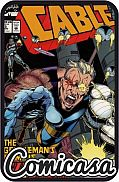 CABLE (1993) #5, [VF/NM (9.0)]