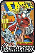 CABLE (1993) #9, [VF/NM (9.0)]
