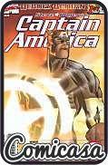 CAPTAIN AMERICA (1998) #1 Sunburst alternate cvr.