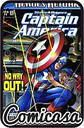 CAPTAIN AMERICA (1998) #2 Variant Cover