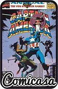 CAPTAIN AMERICA (1968) ANNUAL #10 Von Strucker Gambit Part 3, [Very Fine (8.0)]