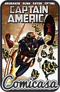 CAPTAIN AMERICA (2011) HARD COVER #4 Reprints Issues 15-19)