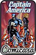 CAPTAIN AMERICA : LAND OF THE FREE (2013) TRADE PAPERBACK (Reprints Captain America (1998)  Issues 20-24 & Annual 1999)