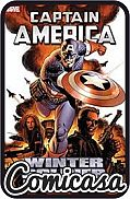 CAPTAIN AMERICA : WINTER SOLDIER (2014) COMPLETE COLLECTION TRADE PAPERBACK New Printing