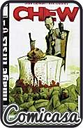 CHEW (2009) #1 Image First Edition, Current printing