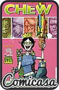 CHEW (2009) TRADE PAPERBACK #6 Space Cakes