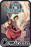 CITY OF SECRETS (2020) GRAPHIC NOVEL