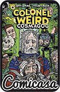 COLONEL WEIRD COSMAGOG (2020) #2 (Of 4) B-Cover