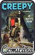 CREEPY COMICS (2009) TRADE PAPERBACK #2 At Death's Door (Reprints Issues 5-7 & Portions of 8 & 9)