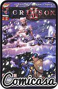 CRIMSON (1998) #7 AU alternate cvr.